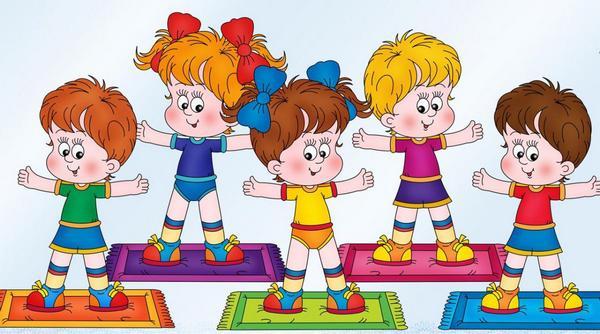 Детская физкультура и ее особенности