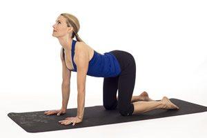 3 эффективных упражнения против вздутия живота