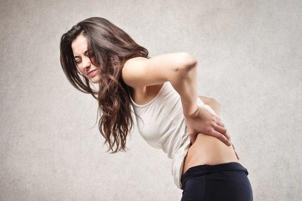 Йога поможет при боли в области поясницы