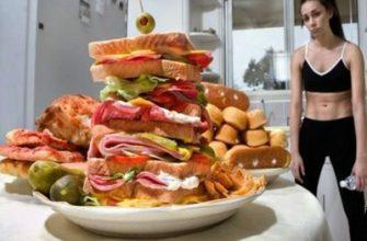 5 простых правил правильного питания