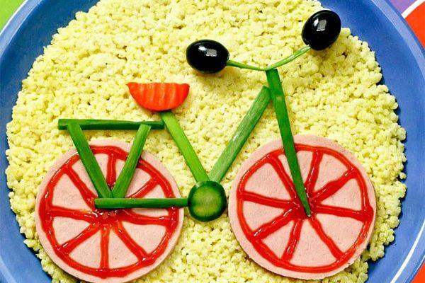 Твой собственный топливный кризис или питание велосипедиста