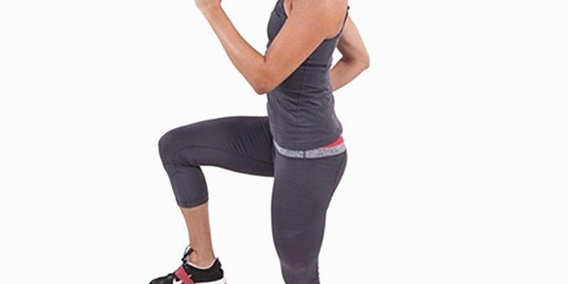 Резинка для фитнеса – эффективные упражнения
