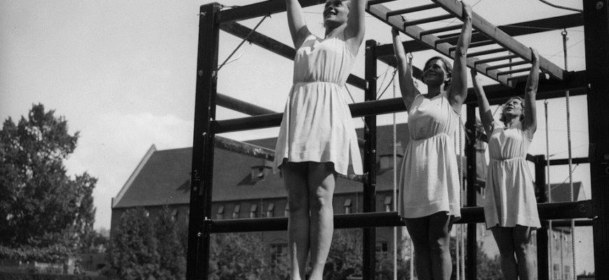 Фитнес культура и её история