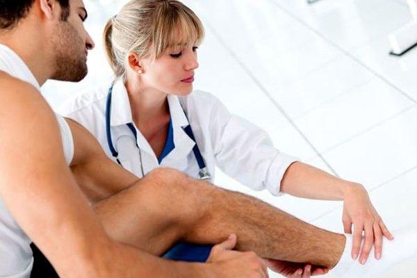 Массаж при спортивных травмах