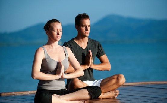 Три простых метода снять напряжение и стресс