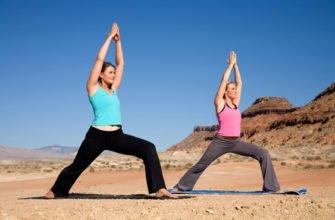 4 замечательные позы из йоги для бегунов