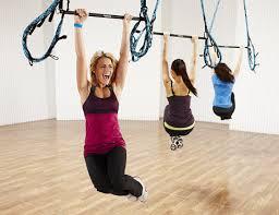 Фитнес на трапеции: тренировки в полете