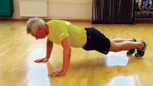 Занятия фитнесом продлят молодость