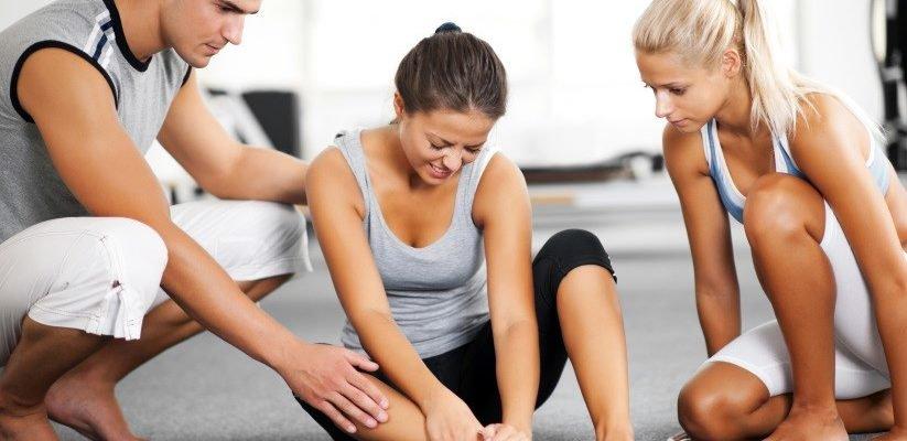 Восстанавливающие упражнения после травмы голеностопа