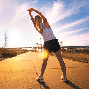 Какие упражнения выполнять утром