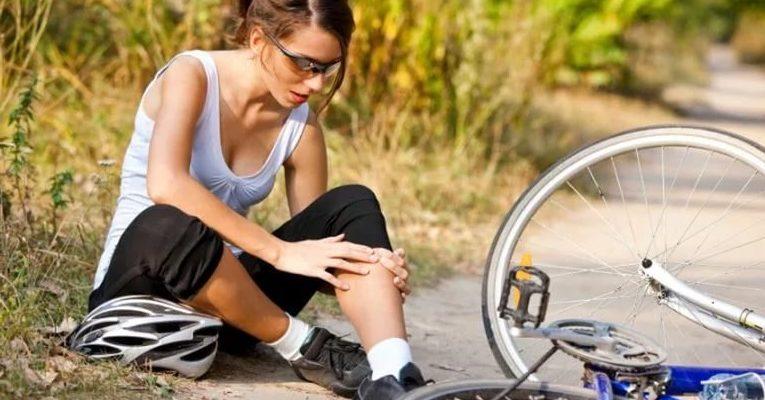 Способы избавиться от боли в колене из-за езды на велосипеде