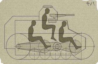 Велосипед танк Хана