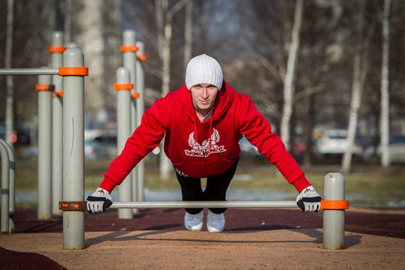 Воркаут – уличный фитнес